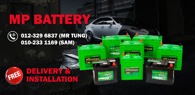 MP Battery Trading Sdn Bhd