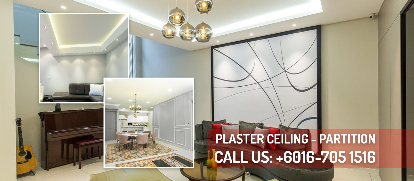 DH Plaster Ceiling & Renovation