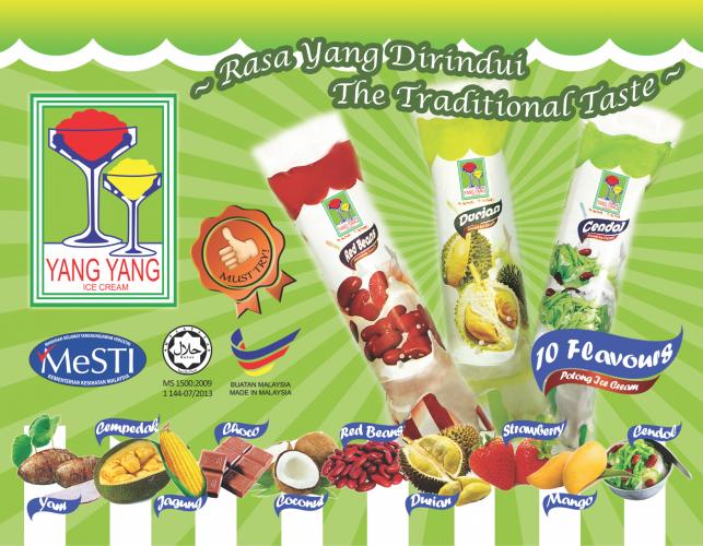 SG Mas Ice Cream (Yang Yang Ice Cream)