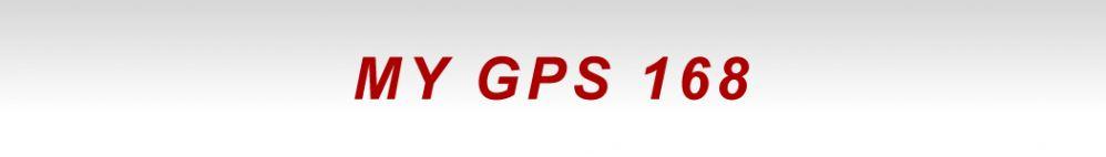 MY GPS 168