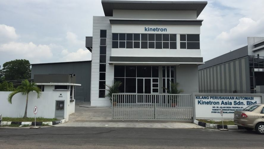 Kinetron Asia Sdn Bhd