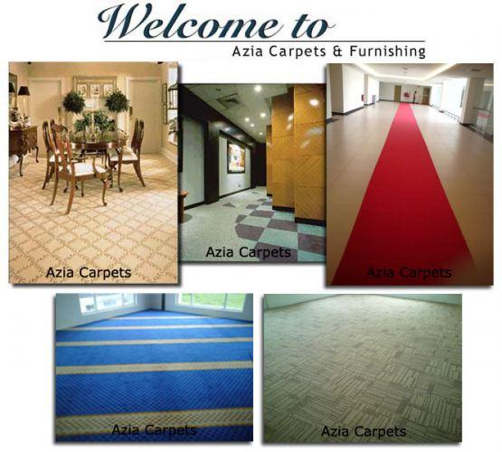 Azia Carpet & Furnishing