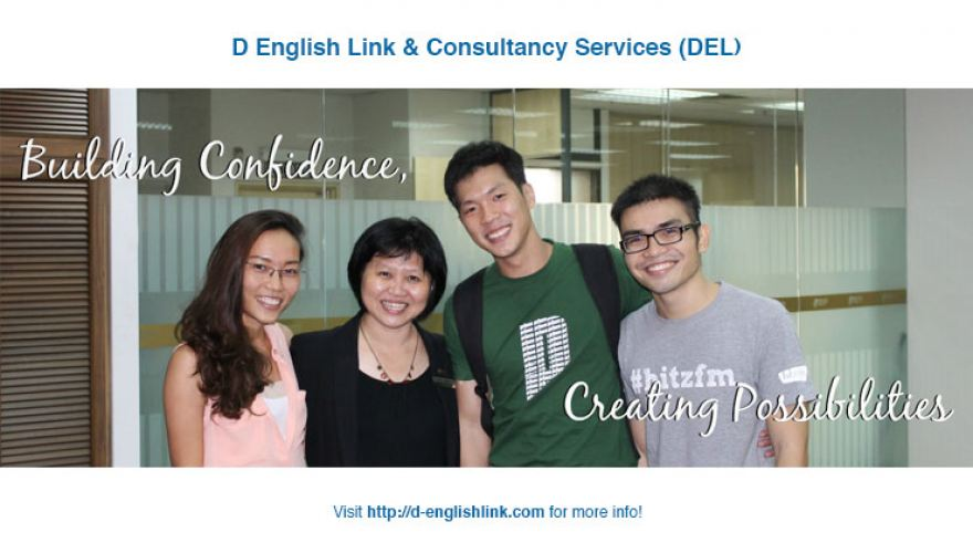 D English Link | English Class for Adults