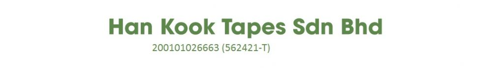 Han Kook Tapes Sdn Bhd