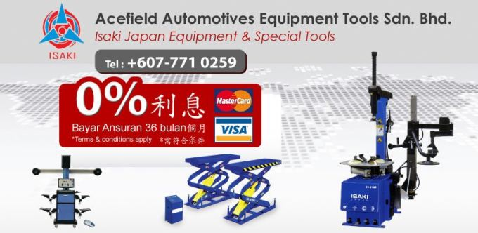 Acefield Automotive Equipment Tools Sdn Bhd