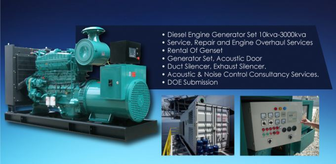 Global Power Solutions Sdn Bhd
