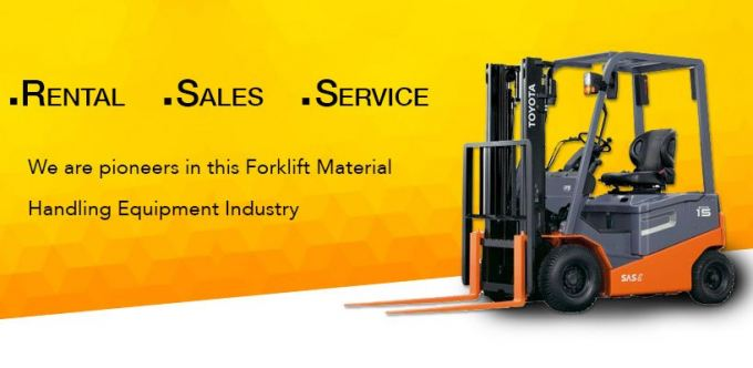 Uniforce Materials Handling (M) Sdn Bhd