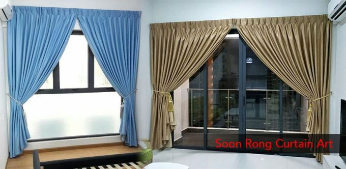 Soon Rong Curtain Art