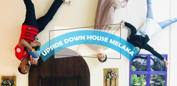 Upside Down House Melaka
