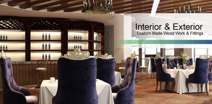 Timber Decor Manufacture Sdn Bhd