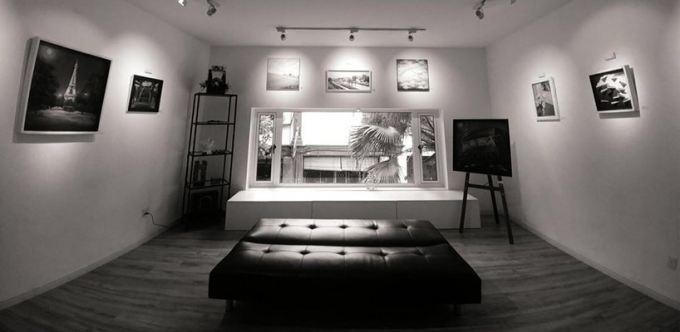 Senso Art Gallery Cafe