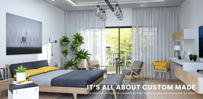 Jane Curtain Design & Furnishing