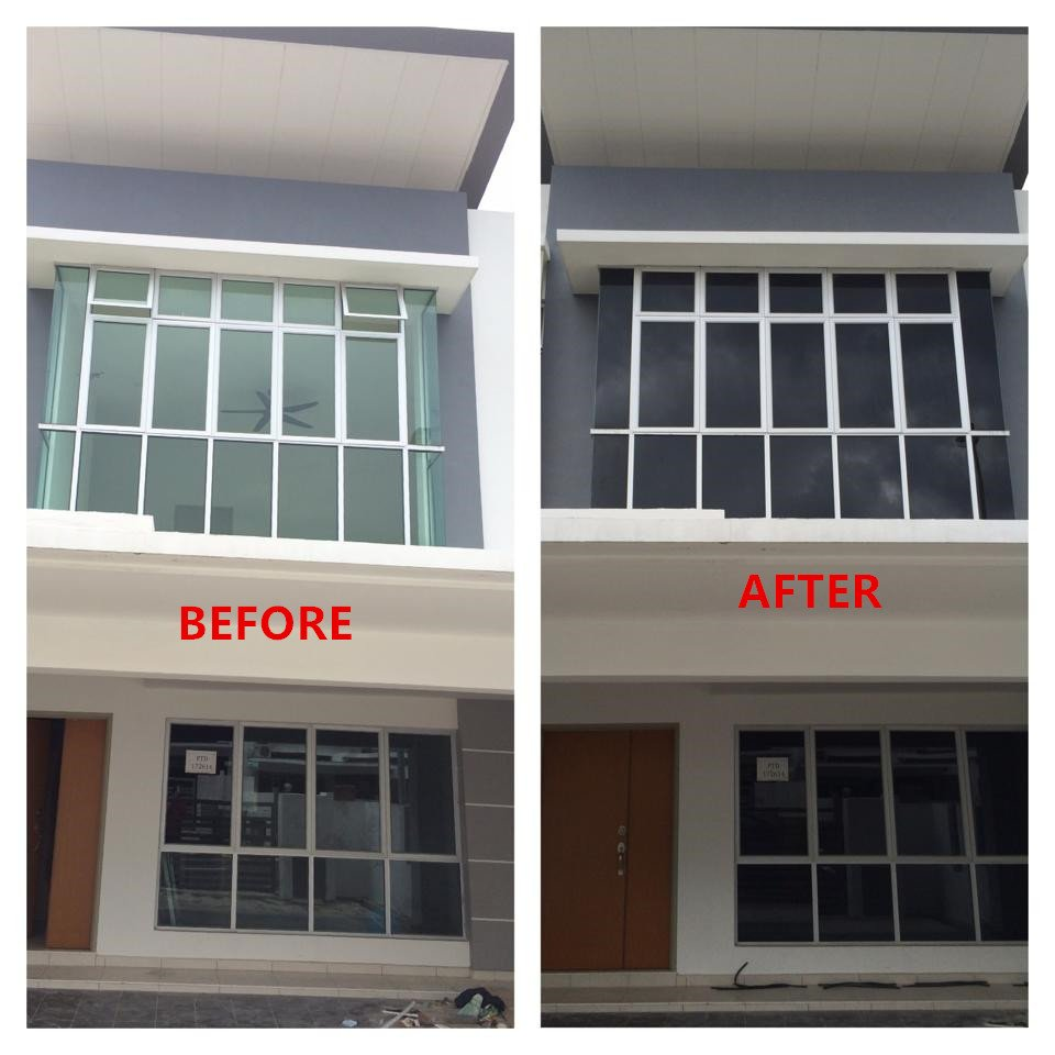 Home Tinted Windows Johor