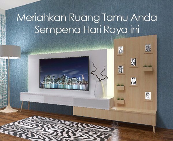CUBO Hanging TV Console