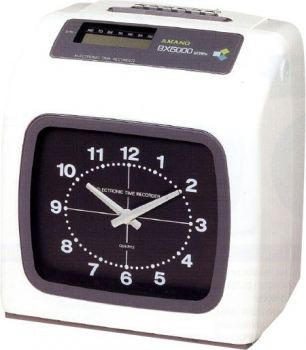 ELECTORNIC TIME RECORDER