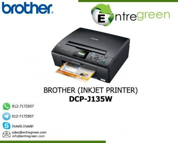 BROTHER DCP-J135W