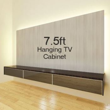 CUBO 7.5ft Hanging TV Cabinet | RM89/month
