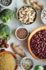 BEANS, NUTS & SEEDS