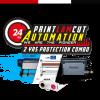 PrintLamCut Automation
