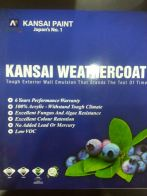 kansai weathercoat toughexterior wall emulsion that stands the test of time