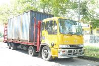 Low Loader (27ft) with Winch