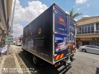 goodnite Truck lorry sticker at kapar klang