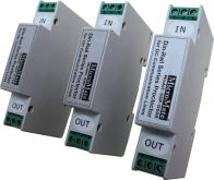 Din-Rail Series Surge Protector for DC Communication Lines