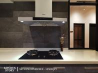 Kitchen Cabinet Semi-Industrial