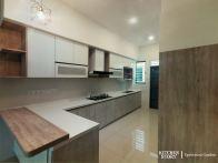 Mixture Series Kitchen Cabinet