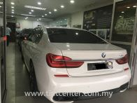 BMW with Black Beauty Series