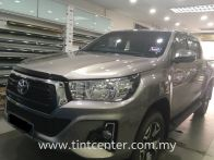 Toyota Hilux with Nova Series