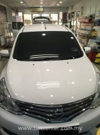 Nissan Teana with black Beauty Series
