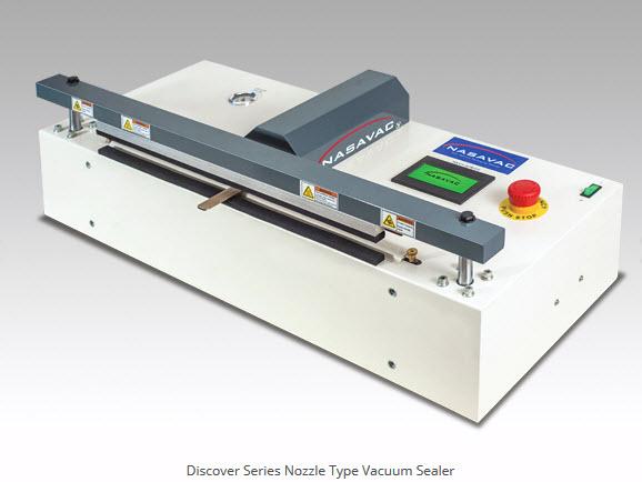Nasavac Vacuum Sealer Discover Series