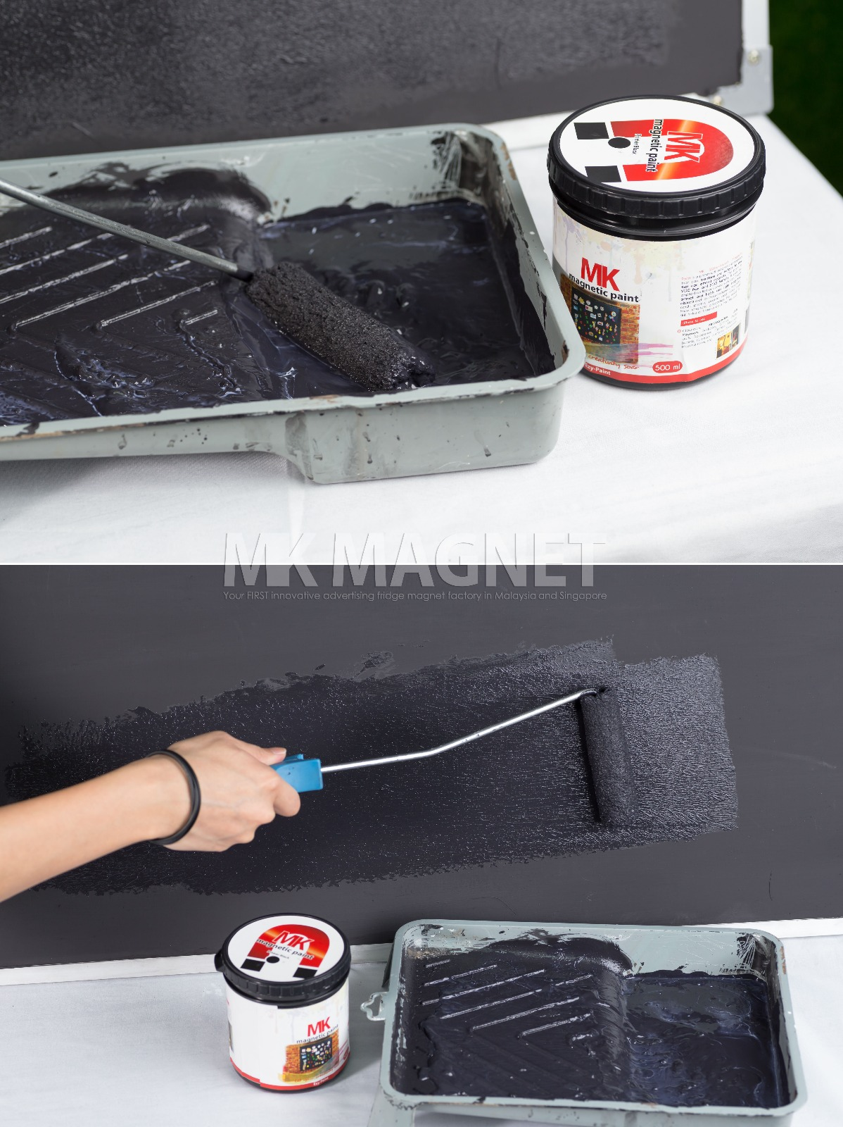 MK Magnetic Paint 500ml