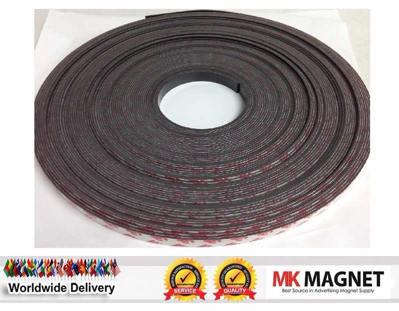 Magnetic Tape 30Meter 12.7mm X 1.5mm