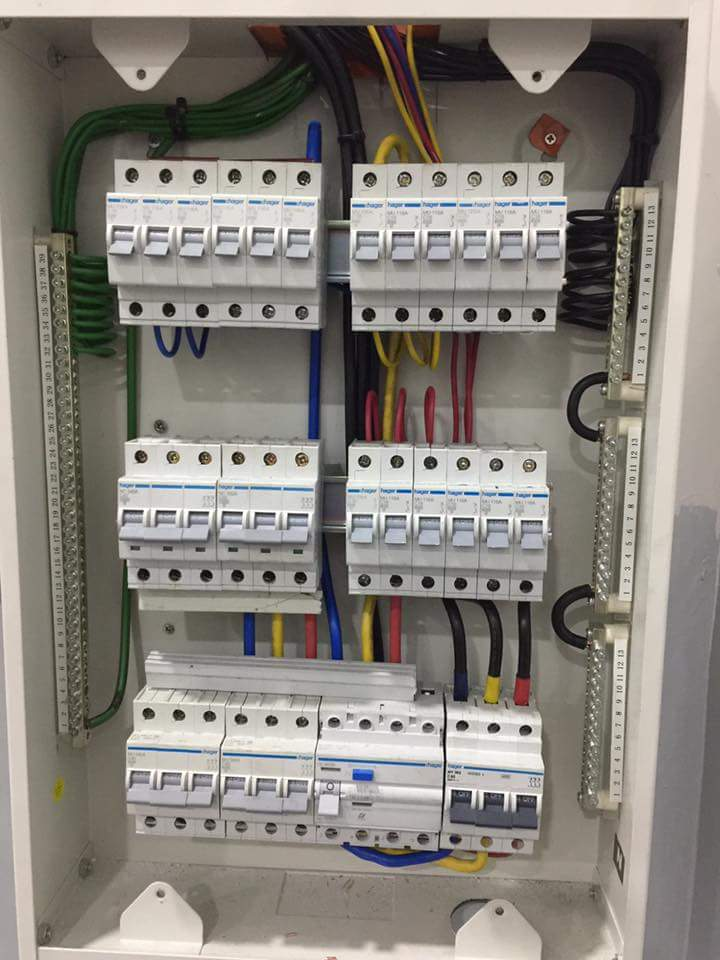 Johor 3 phase Distribution Board Box from Fast Tech Electrical ...