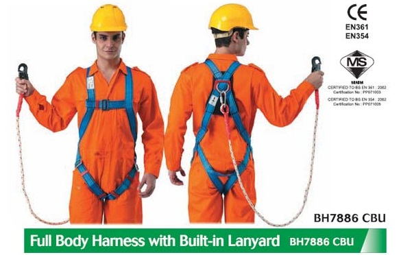 Full Body Harness - BH7886-CBU