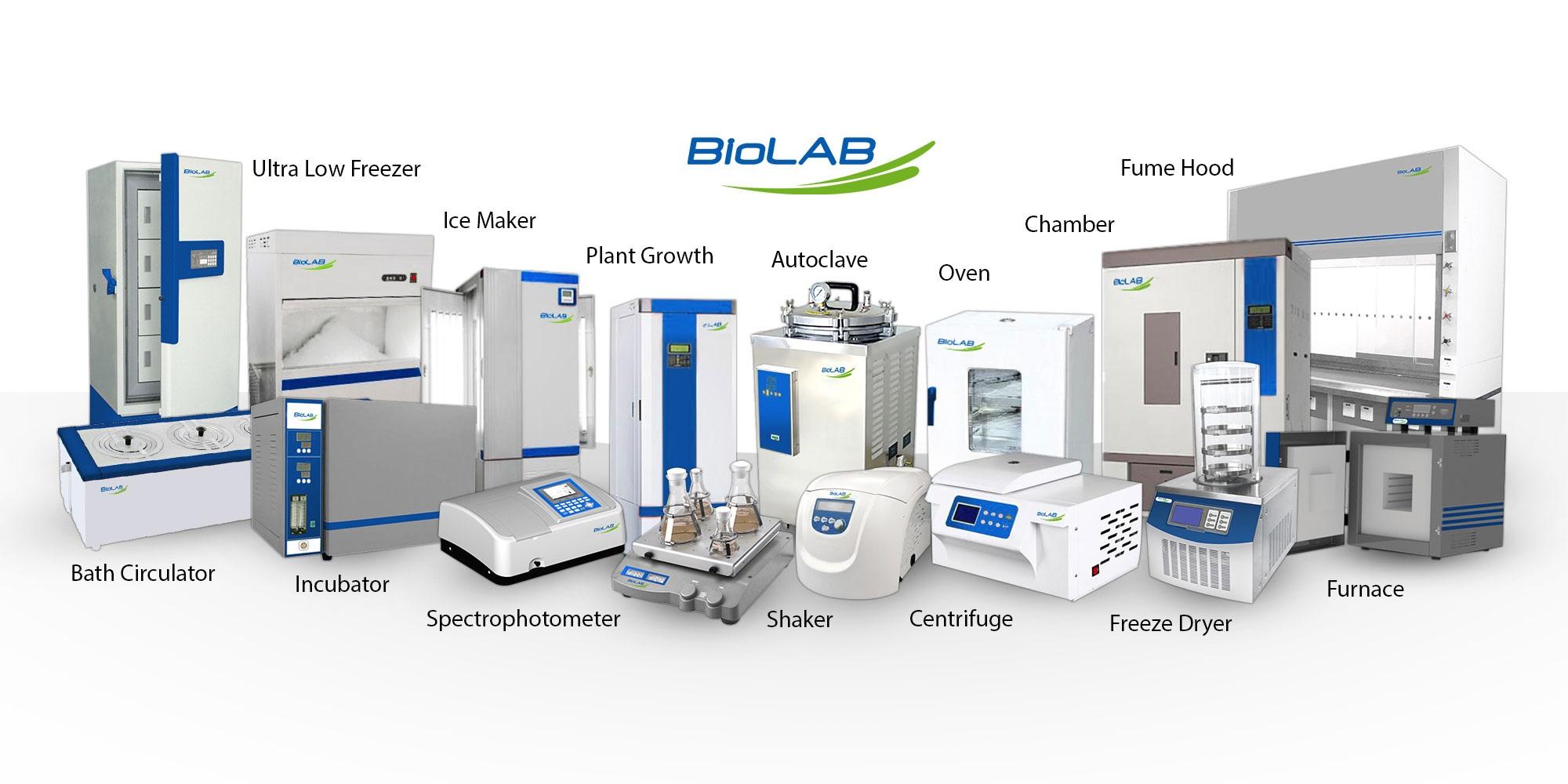 Biolab Laboratory Equipment