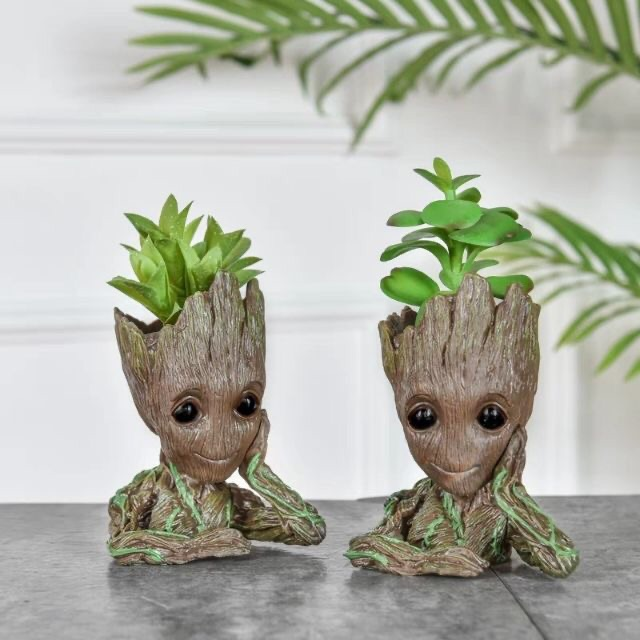 Avengers Groot Potted Plant [READY STOCK]