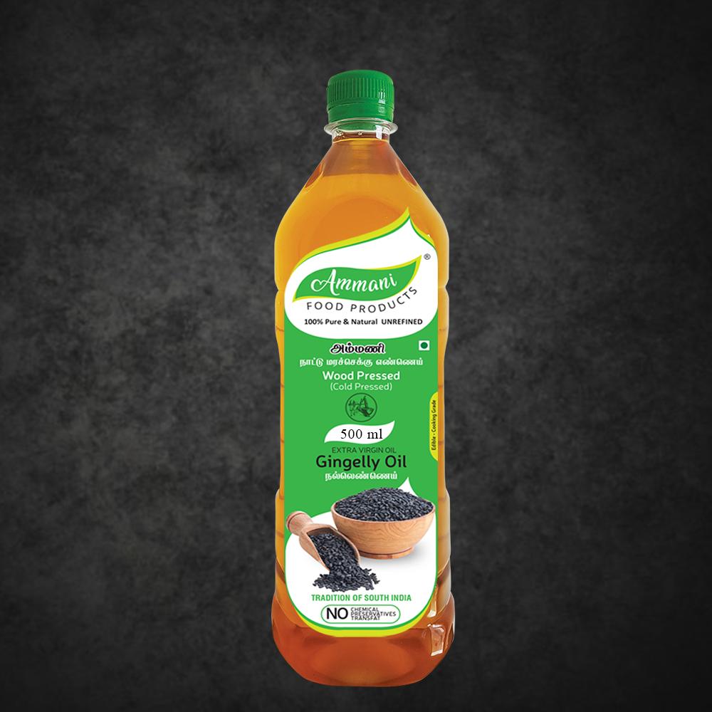 Ammani Extra Virgin Sesame Oil (500ml)