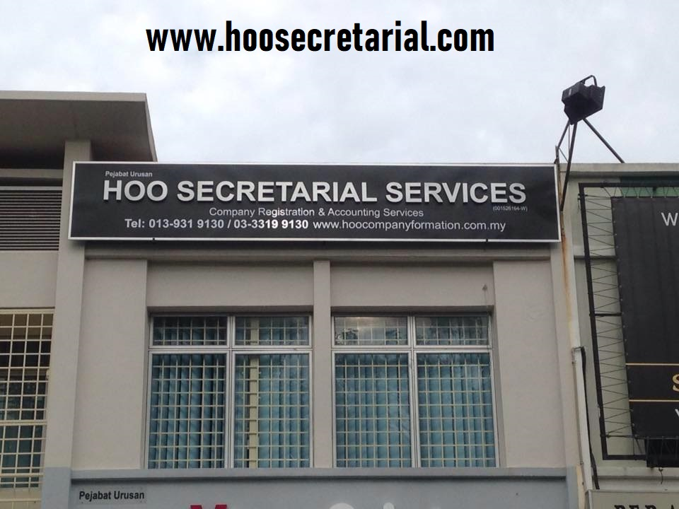 Hoo Secretarial Services - Company Formation in Klang