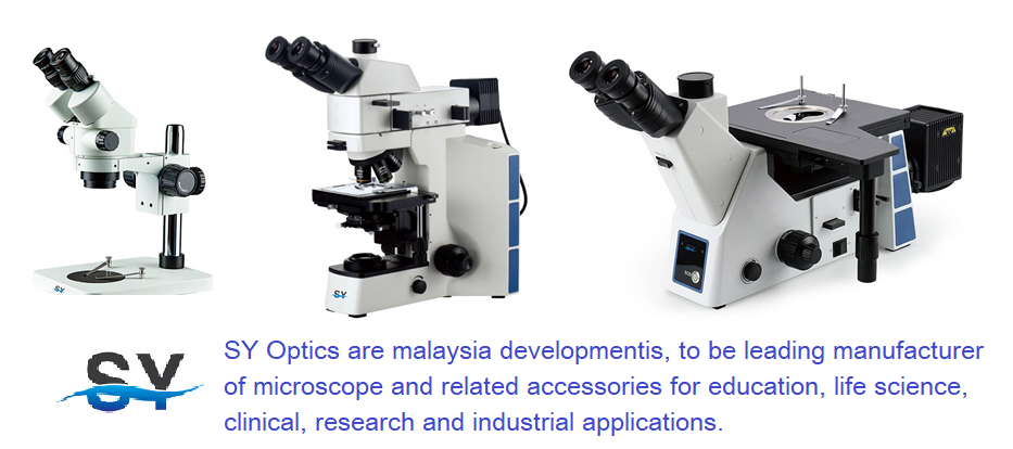 SY Optics Microscope and Accessories