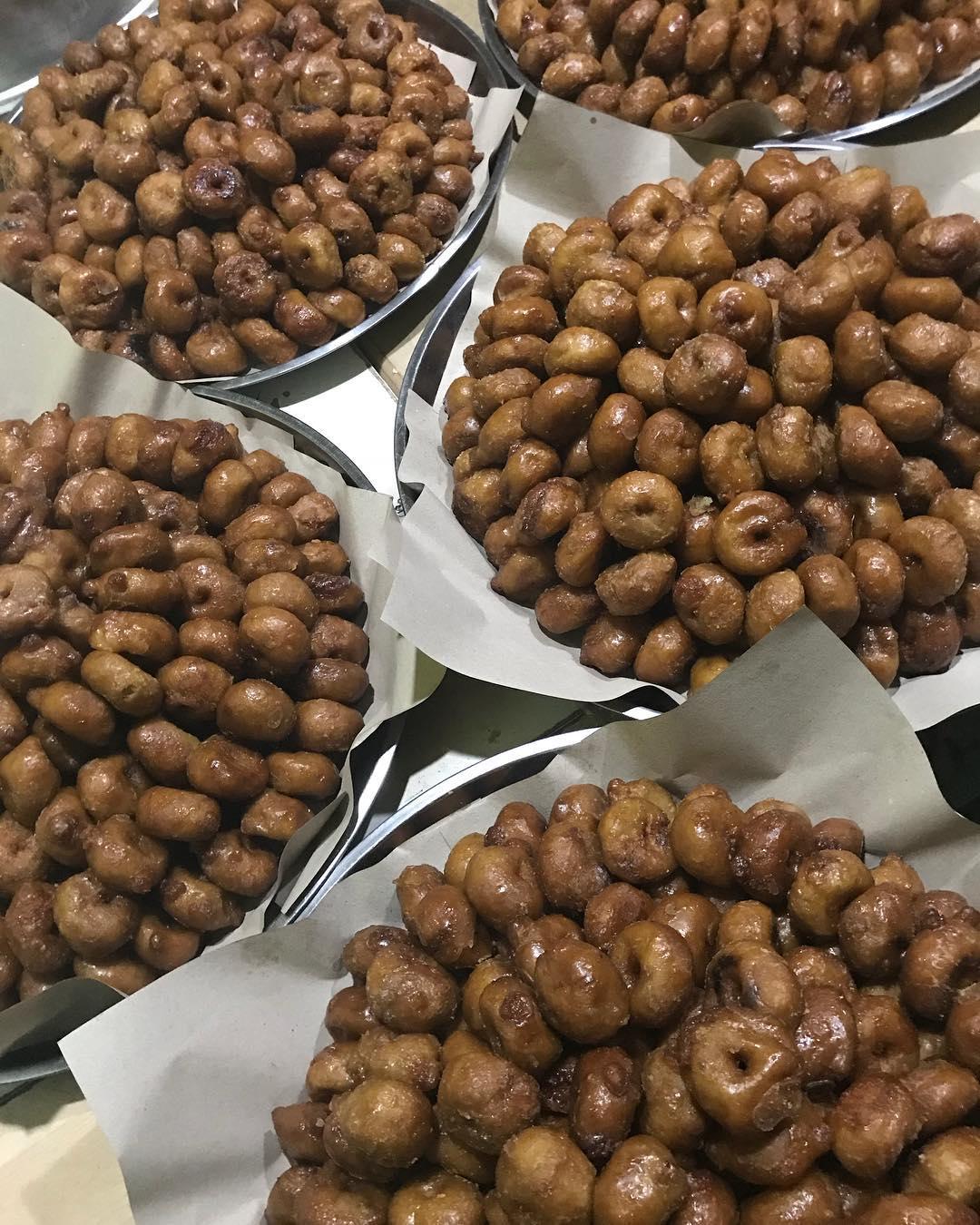 keria gula melaka (ready-to-eat & frozen)