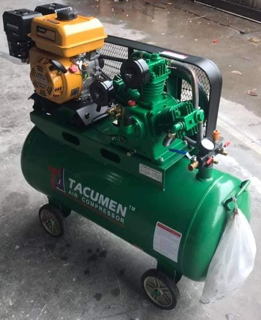 ICE driven Air Compressors