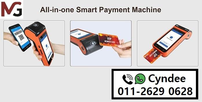 Payment Terminal & Merchant Acquiring | ������ҵˢ���� (All-In-One Digital Payment Terminal)