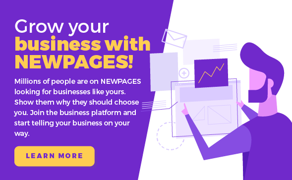 Grow your Business with NEWPAGES